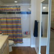 B2 - Master Bathroom 1 - Apartments on West Road